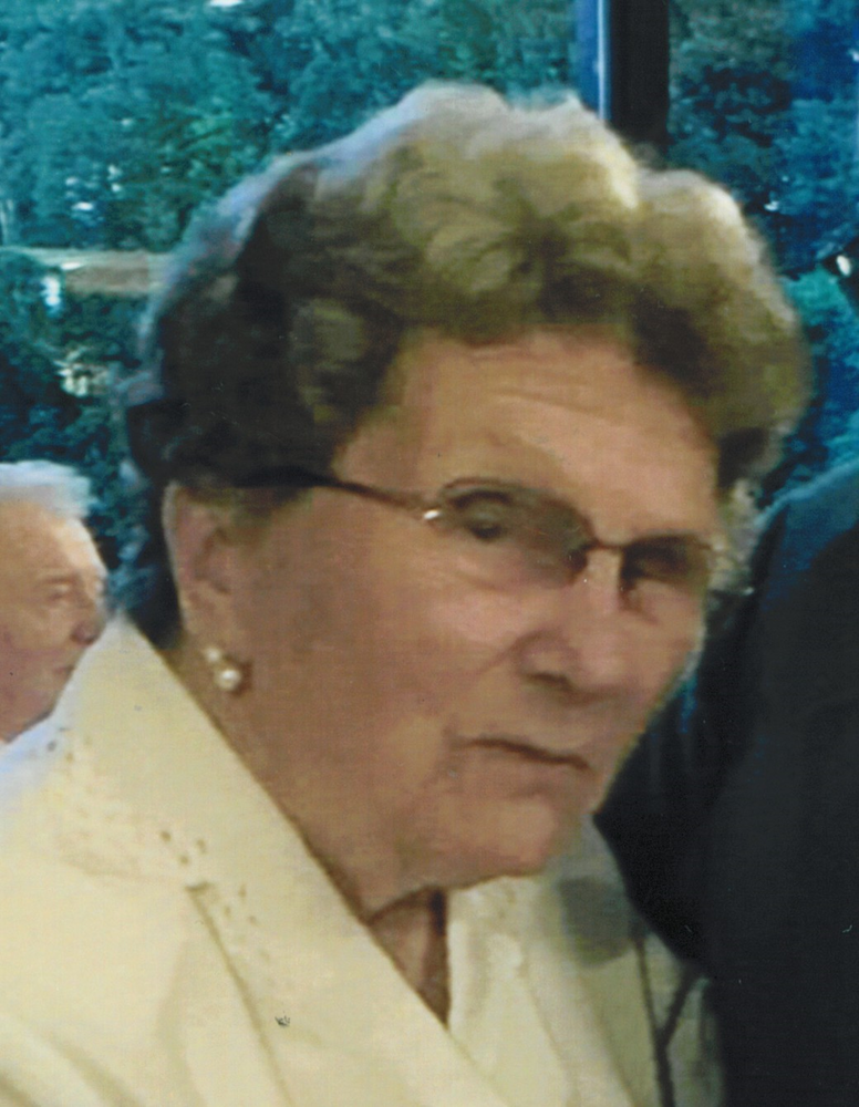"Elizabeth ""Betty"" Lonczak-Milgo"